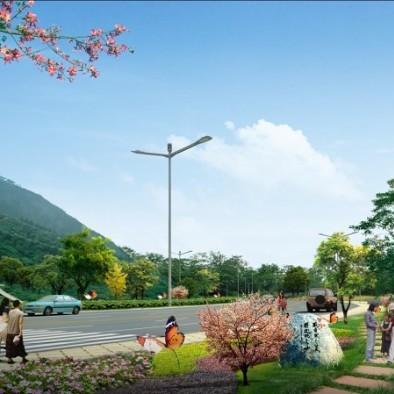 安昌路景观