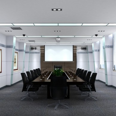 鸿基会议室2