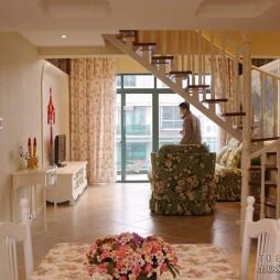 田园风格客厅163994