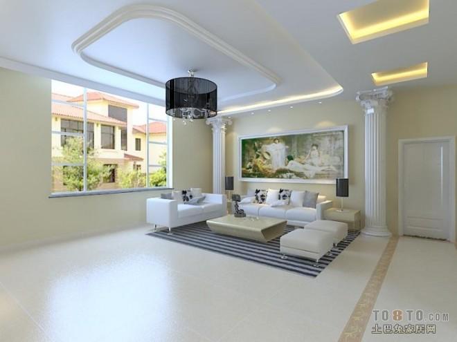 欧式现代客厅213528