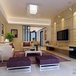金城龙庭2期4栋C-1701房客厅!