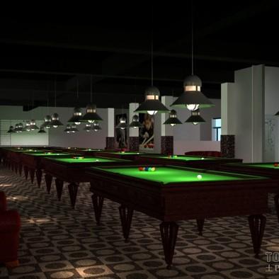 桌球俱乐部1