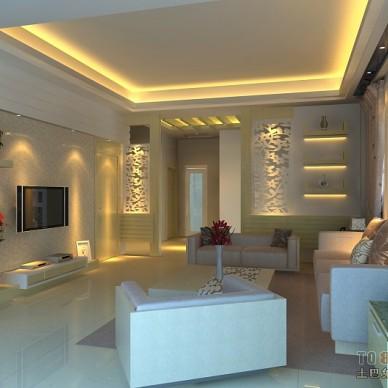 简约风格--客厅