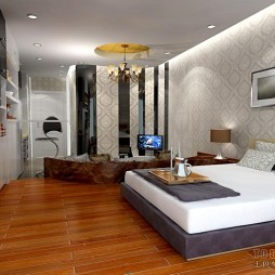 單身公寓,沈陽銀信項目1