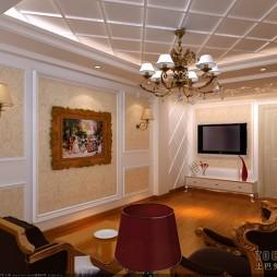 别墅二楼客厅