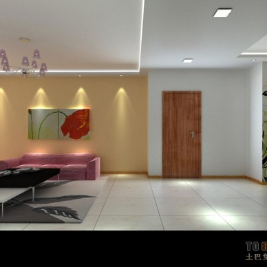 现代客厅2