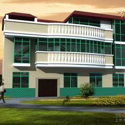 家装农村三层房屋设计图
