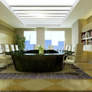 会议室效果图1