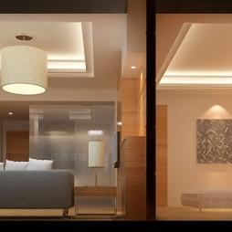 江滨酒店客房(二)