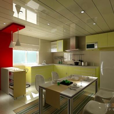 私人住宅—厨房