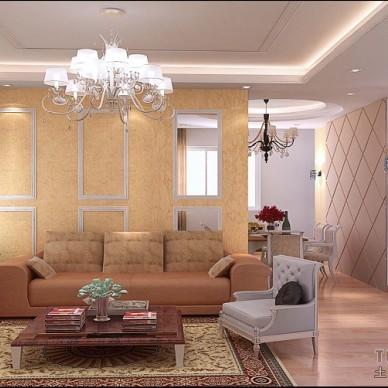 客厅沙发背景墙28