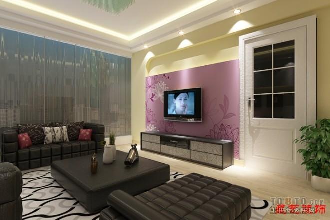 电视背景墙2