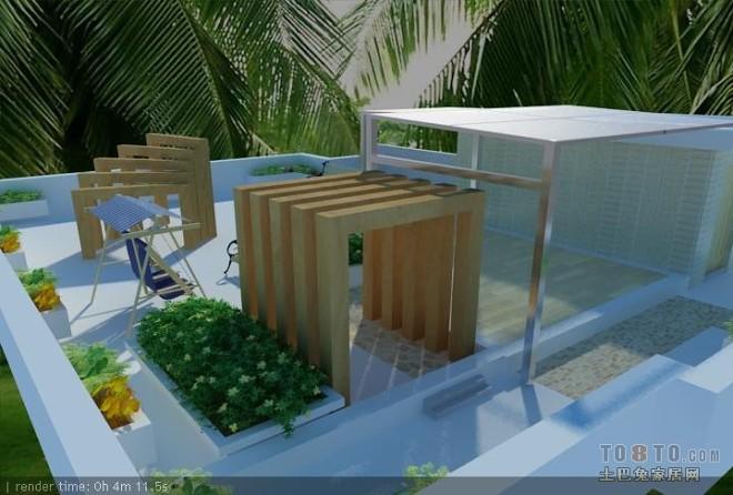 天台花园01