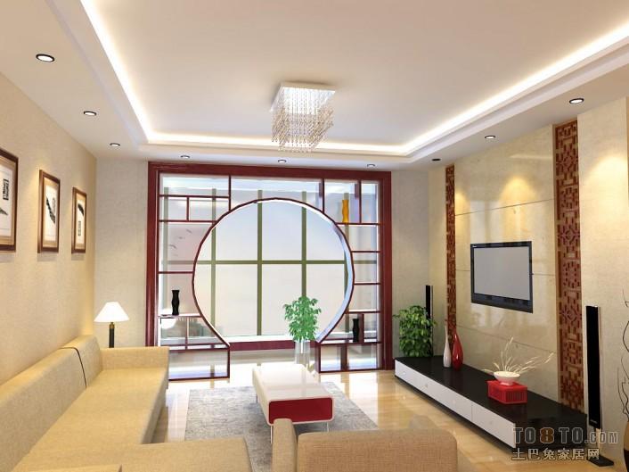 阳台口设计_家装客厅垭口装修效果图 – 设计本装修效果图