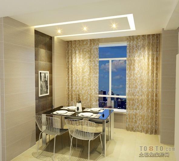 现代风格餐厅392856