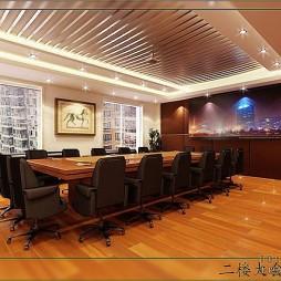 二楼大会议室