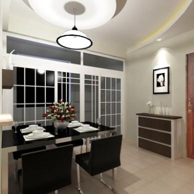 现代风格餐厅408540