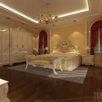 欧式 卧室