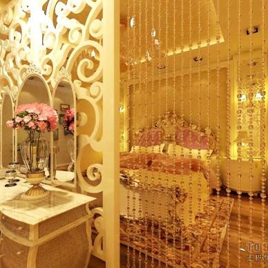 欧式风格闺房室内装饰图片
