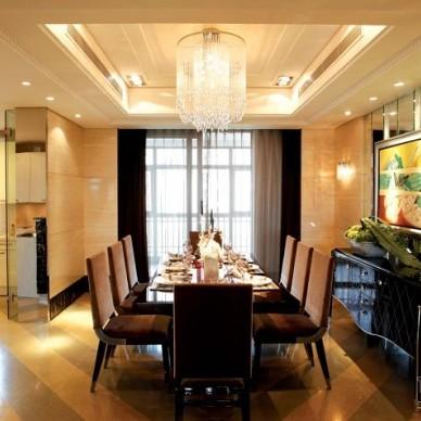 欧式现代餐厅456599