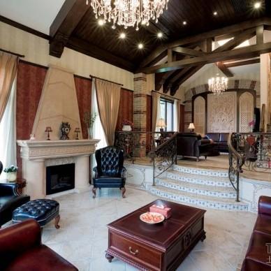 地中海风格客厅456612