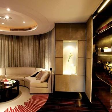 欧式现代客厅456601