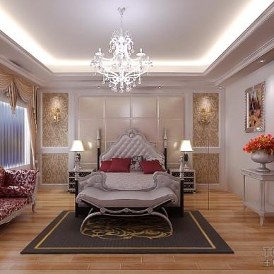别墅卧室11