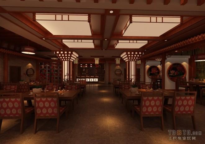 时空穿梭之餐馆大厅