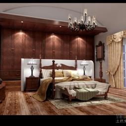 新古典主义卧室522397