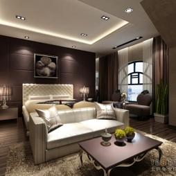 中西合壁客厅538870
