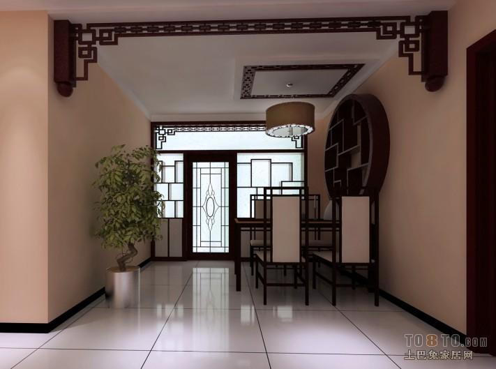 客厅垭口图片_餐厅垭口 – 设计本装修效果图
