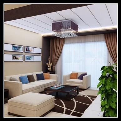 复式楼客厅-1