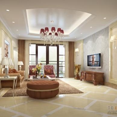 欧式古典客厅563018