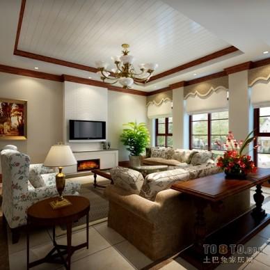 美式风格客厅563099