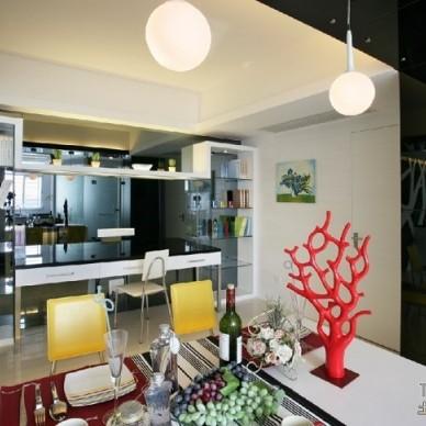 现代风格餐厅566505