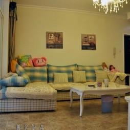 90后房屋农村室内小客厅设计效果图