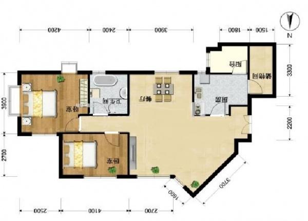 钻石客厅,如何设计?
