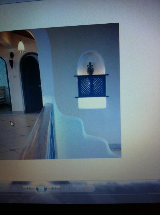地中海风格楼梯