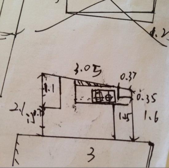 厨房设计难题