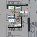 两个卫生间,想打通,设计师们看看怎么样?