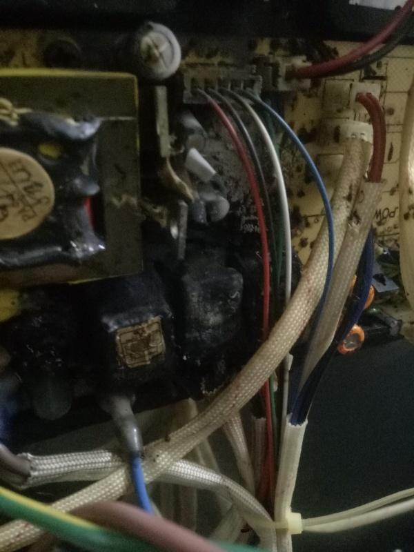 电路控制主板烧坏了怎么办?