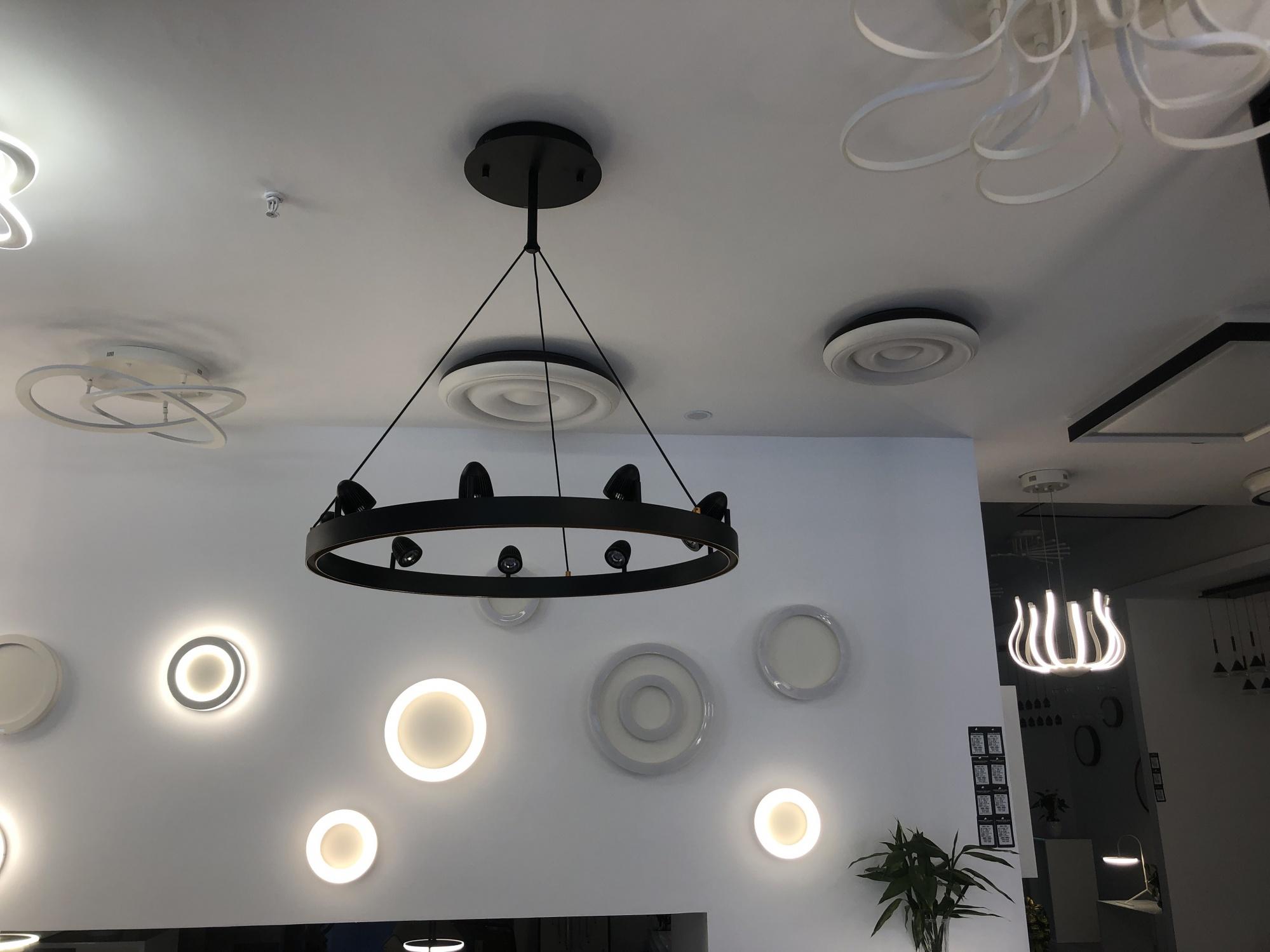 松伟照明的灯具有了解的嘛