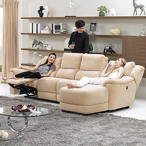 【预售】芝华仕沙发头等舱 布艺沙发客厅组合沙发8891布艺