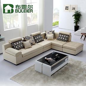 布雷尔 布艺沙发 组合 沙发 套装 沙发 休闲 客厅