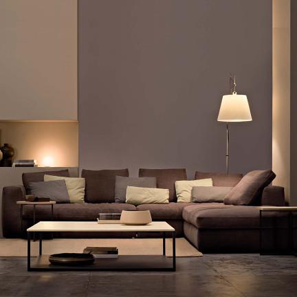 沙发/客厅布艺沙发组合/北欧现代简约沙发/转角/芭贝亚/三包到家