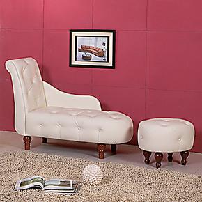 韩式贵妃椅 高背椅 美人榻 太妃椅 双人位 个性沙发 沙发椅 221