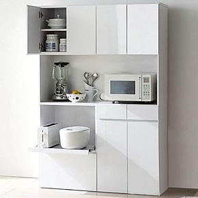 强象家具板式餐边柜现代简约餐柜储物柜整体橱柜碗柜特价G-0017