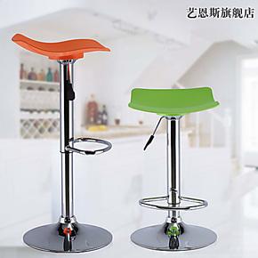 艺恩斯 K-3010特价欧式简约吧台椅时尚升降高脚凳椅新品特价
