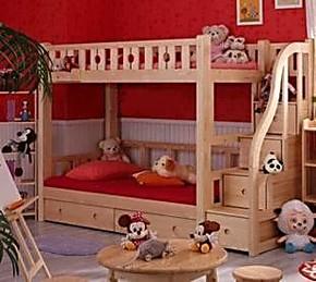 儿童床梯柜床 高低床 上下床 子母床 双层床 母子床 实木床双人床