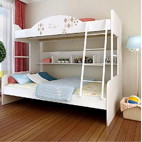 IKAZZ儿童家具套房 儿童床高低床 上下床子母床 双层床 包物流